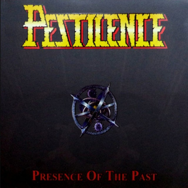 "PESTILENCE ""Presence of the Past"" (輸入盤)"