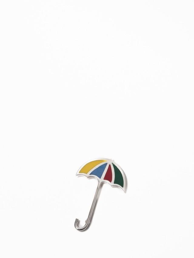 Umbrella Pin Brooch / Mexico