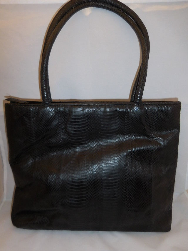 蛇のビィンテージバック snake skin vintage bag (made in Japan)