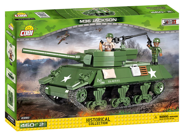 COBI #2391 M3 グラント 中戦車