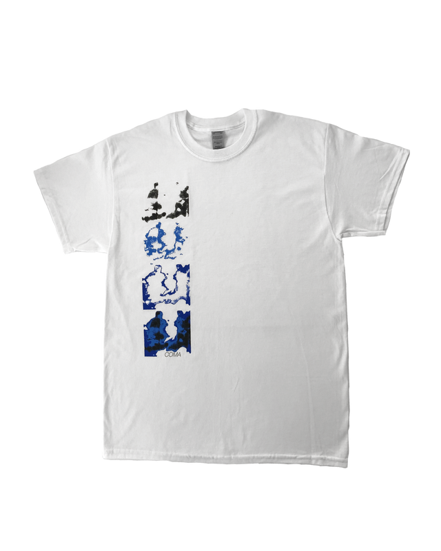 COMA BRAND  BLUE THING TEE