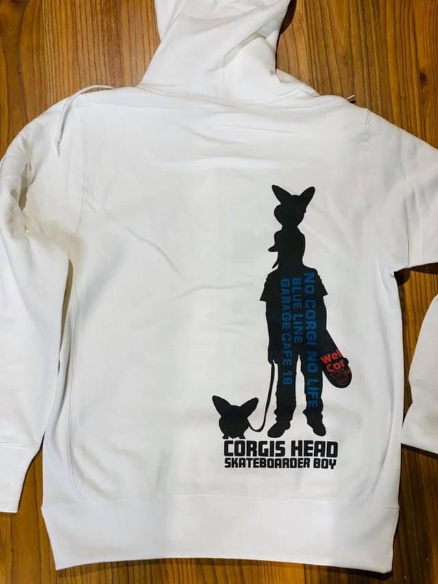 No.0043  surf dog Tシャツ
