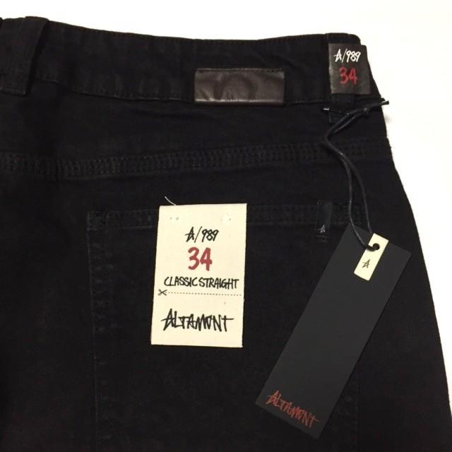 Denim Altamont A//989 Black