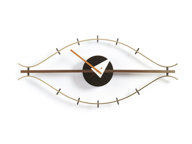 【Vitra Design Museum】Eye Clock