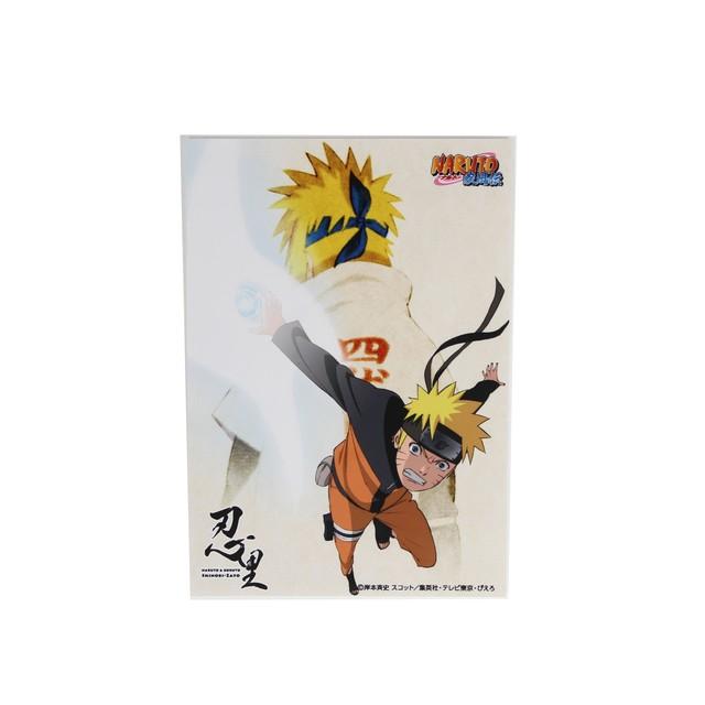 NARUTO ブロマイドセットA(ナルト & サスケ) 【ニジゲンノモリ限定商品】