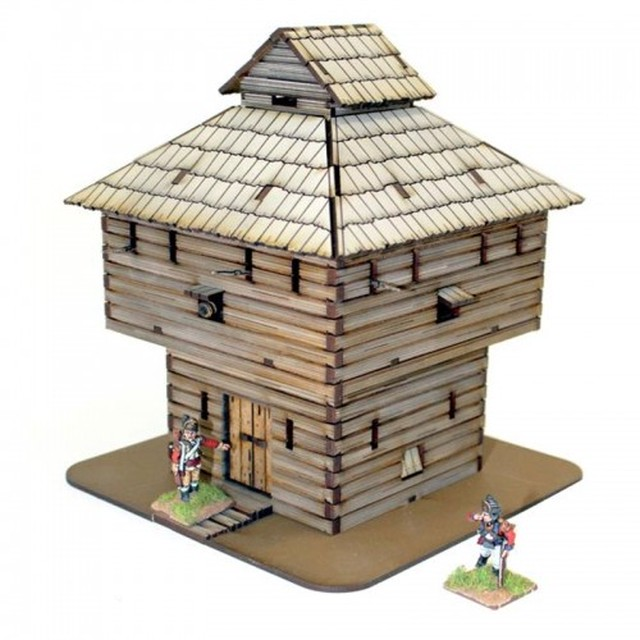 【予約発注】 Log Timber Blockhouse 28S-AML-103
