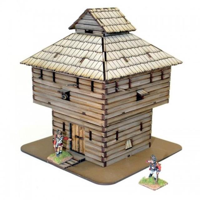 【予約発注】 Log Timber Blockhouse 28S-AML-103