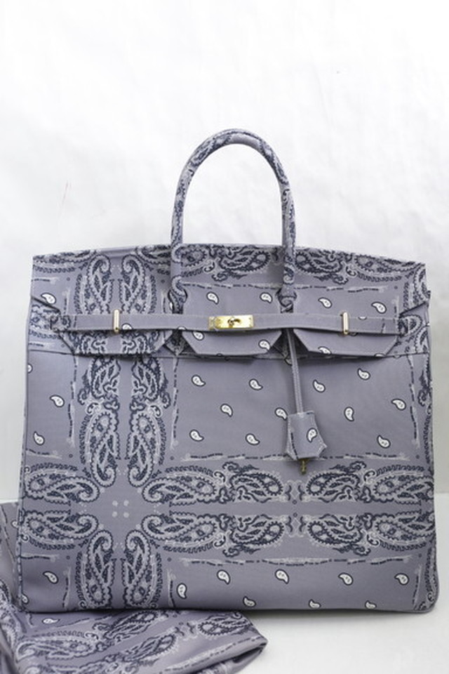 WORLD IS YOURS PAISLEY WAVES BAG 50 1500JF6956