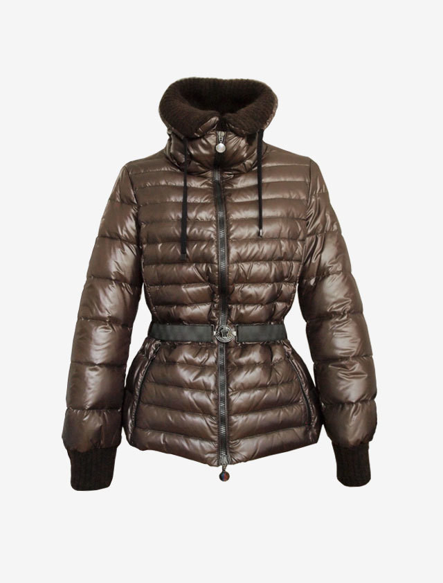 MONCLER LIERRE SHORT DOWN JACKET BELT SET