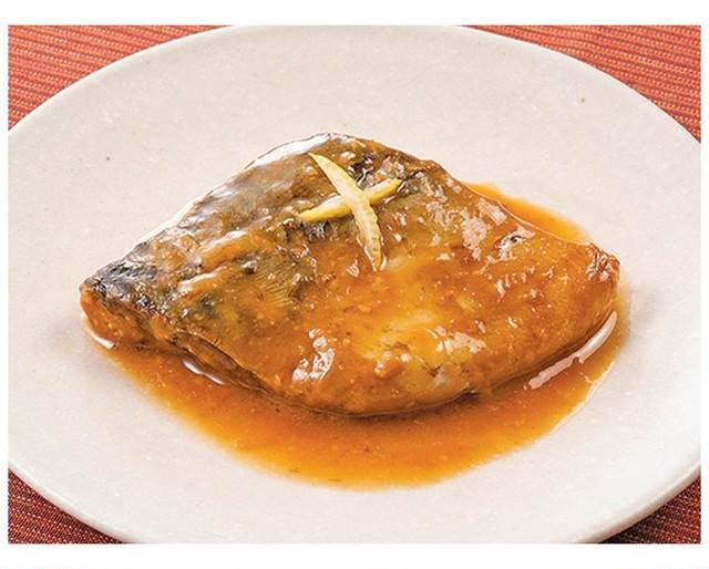 冷凍三陸産熟成さば味噌煮(70g×2パック) - メイン画像