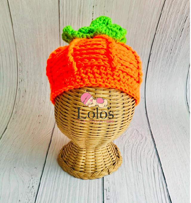 可愛すぎる♡Halloweenかぼちゃ帽子