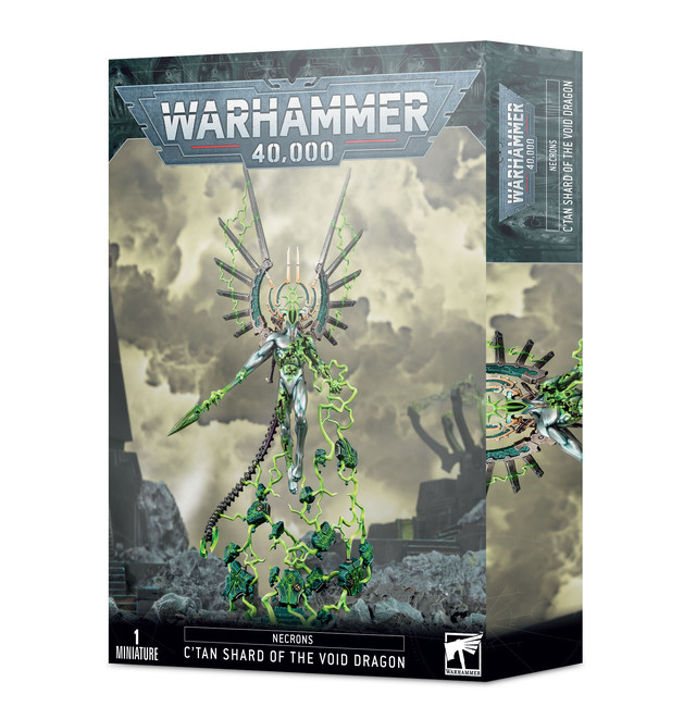 NECRONS: C'TAN SHARD OF THE VOID DRAGON