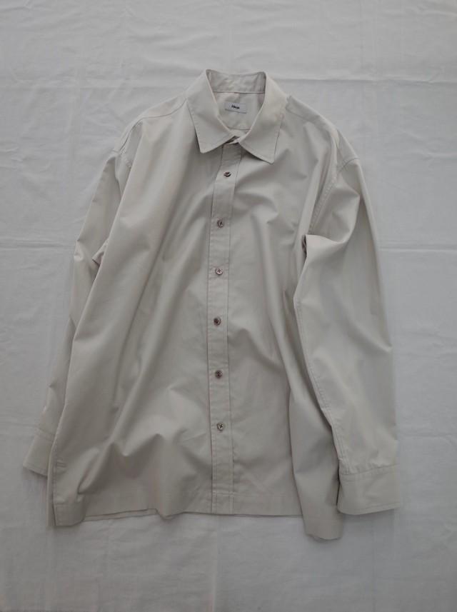 【Allege.】Side Vents shirt