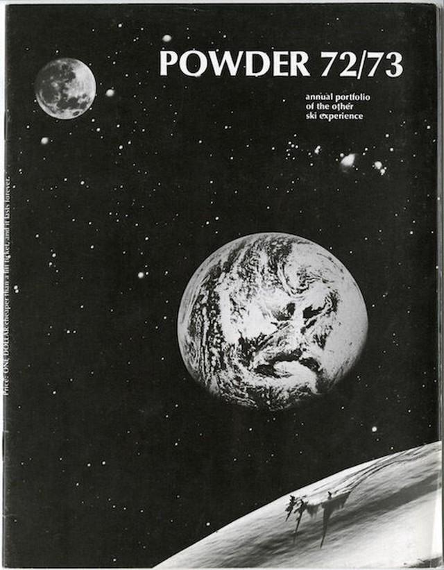 【バム商ZINES】越境 Powder 72/73 白馬地下出版【コーヒー付き】