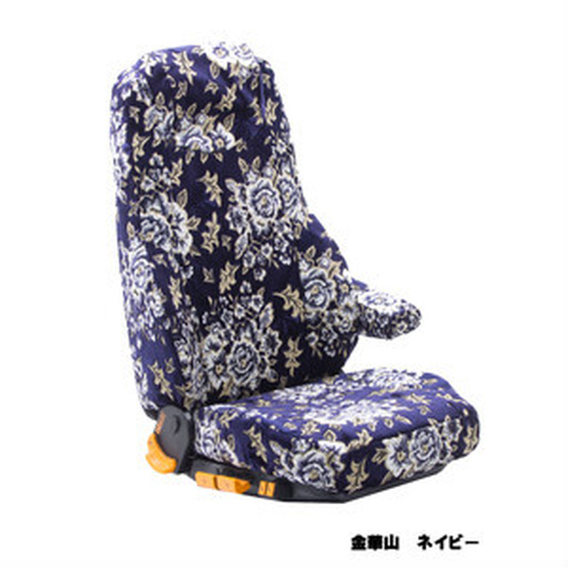 【シートカバー・金華山(ビニールあり)】ハイゼット・ジャンボ用