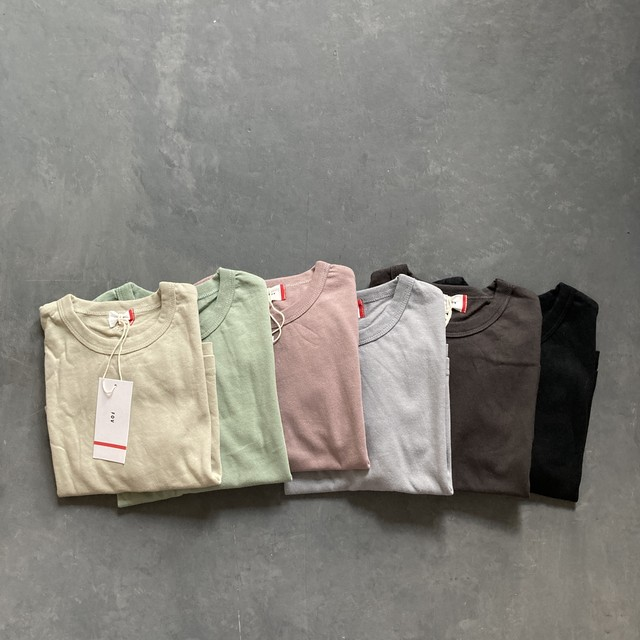 FOV プレーン L/S Tシャツ オトナサイズ 611407