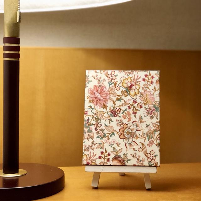 【Christelle 】 LIBERTY木製ファブリックパネル F0