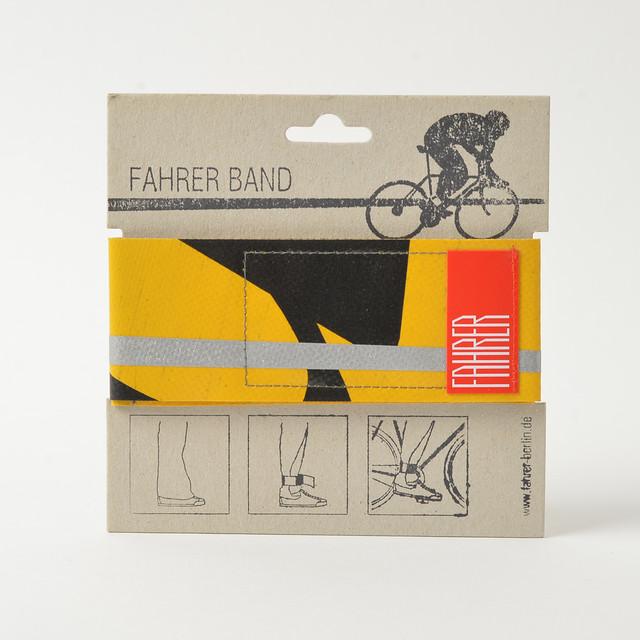 FAHRER(ファーラー)リフレクティブ レッグバンド 030