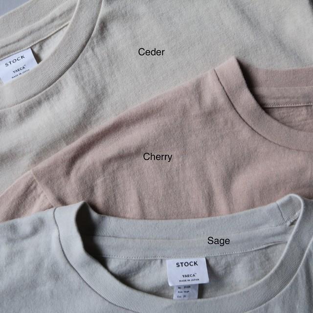 YAECA / ヤエカ プリントTシャツ Tortoise White