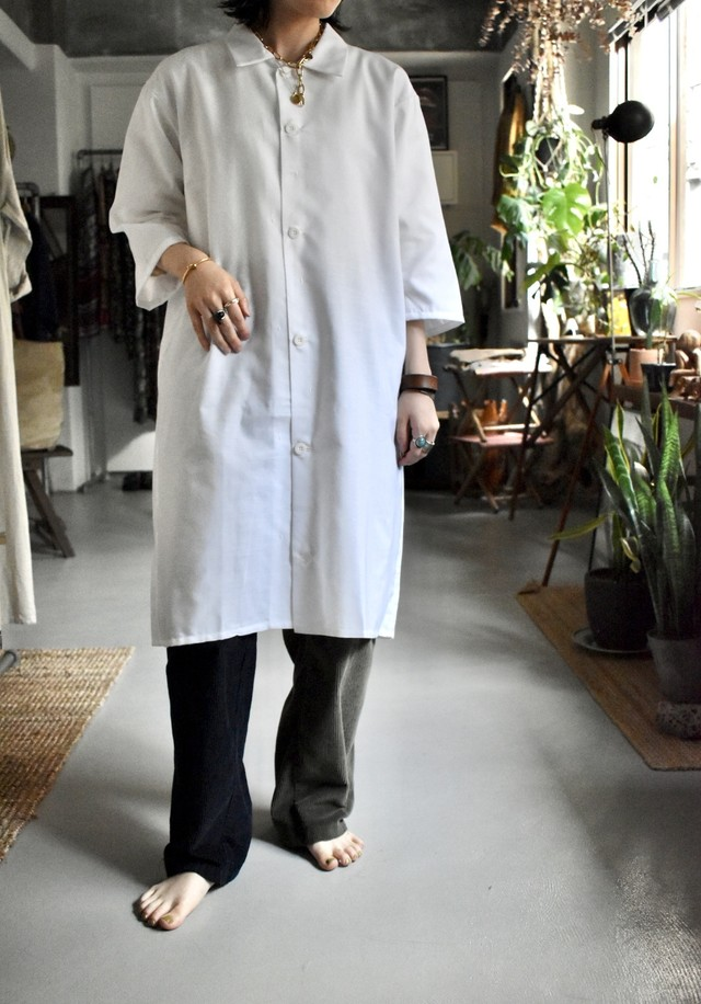 "Swedish army ""Doctor coat"" white"