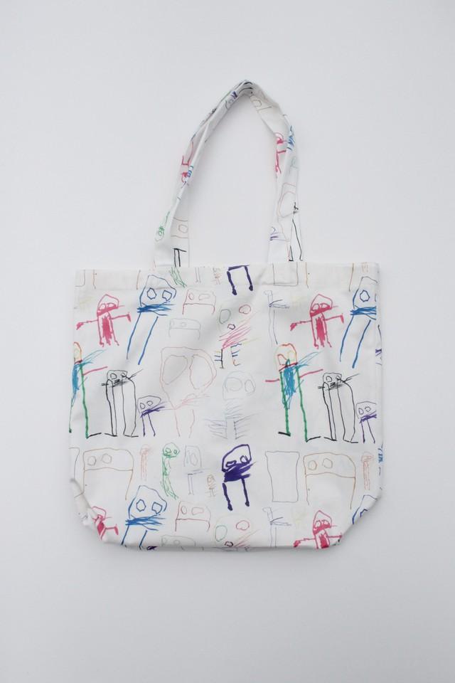 うた × EACHTIME.  Tote Bag