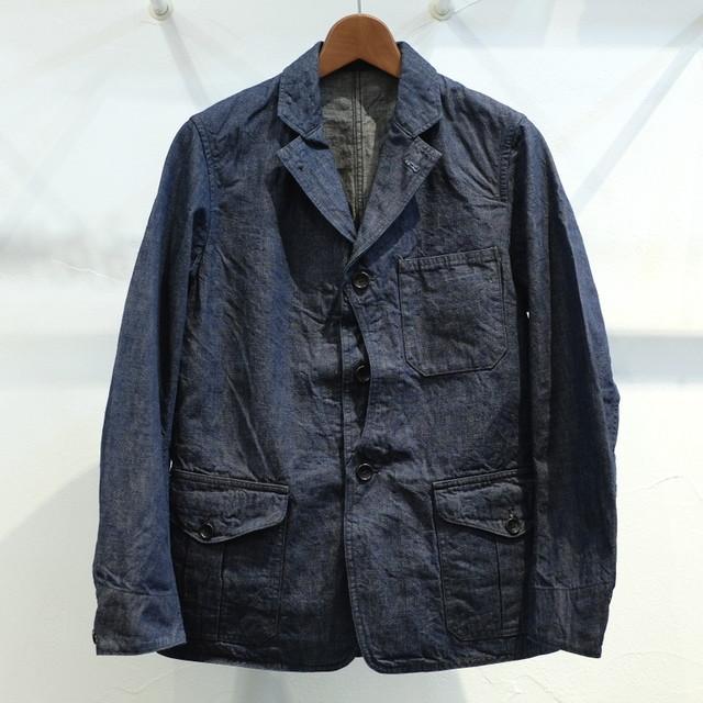 Workers(ワーカーズ) クルーザージャケット 10オンスデニム