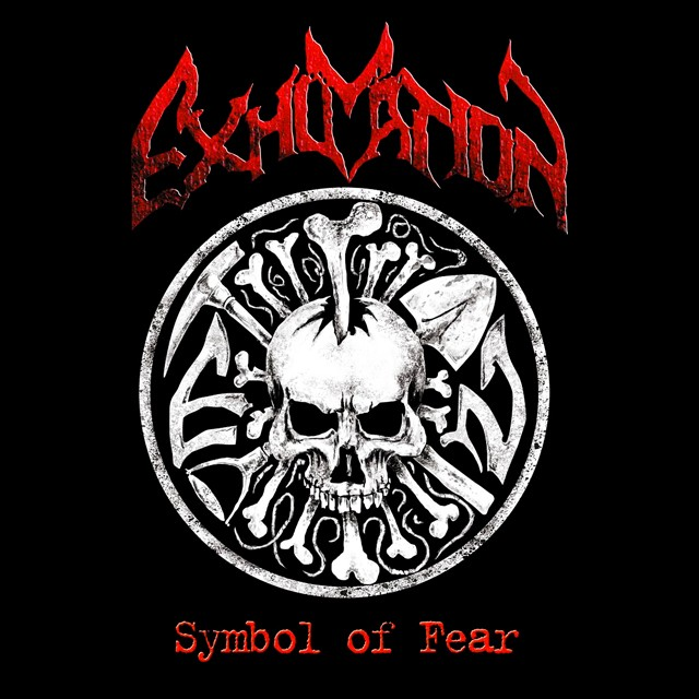 EXHUMATION『Symbol Of Fear』CD