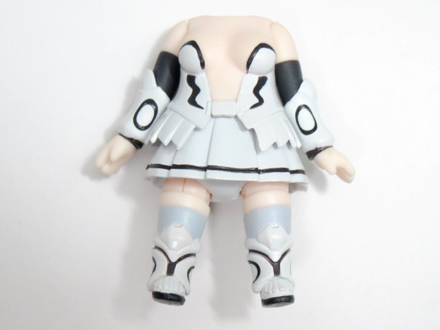 【178】 イカロス 体パーツ 戦闘服 ねんどろいど