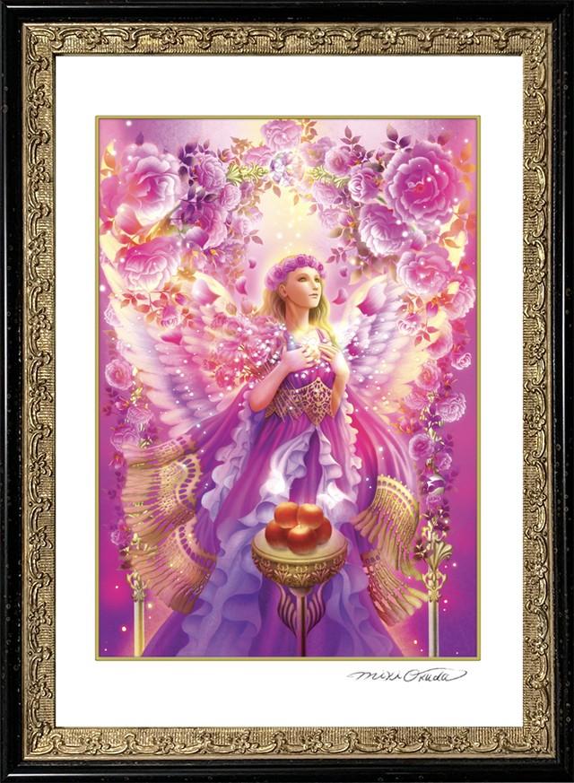 エンジェルプリズムカード・SSサイズ「大天使ジョフィエル~愛情の天使~」