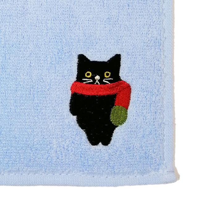 猫吸い Tシャツ(白)