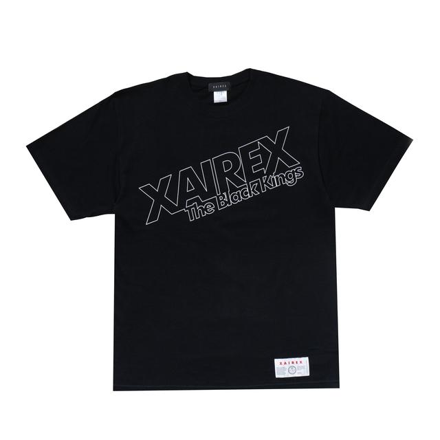 "XAIREX ALEX TEE ""BLACK""[XAI-42]"