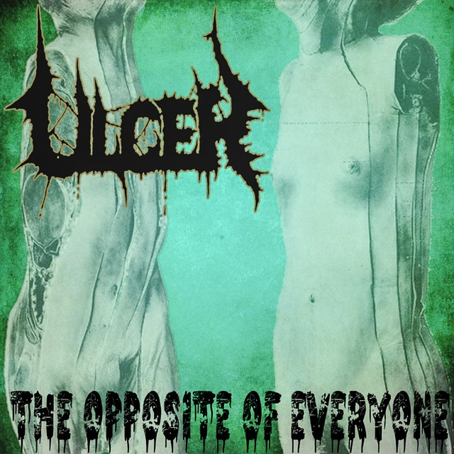 ULCER『The Opposite Of Everyone』CD