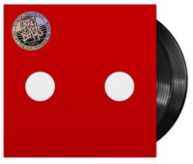 Gang Beasts/ギャングビースト サウンドトラック アナログ・レコードセット  - メイン画像