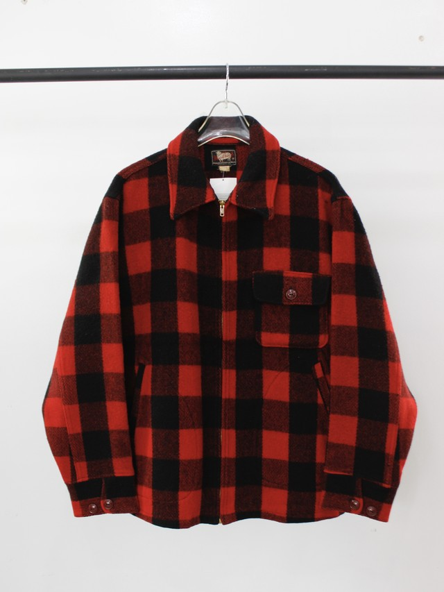 Vintage 50's WOOLRICH check jacket