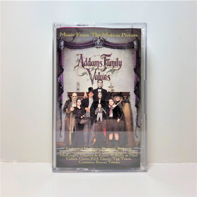 [中古カセット]  Various ‎– Addams Family Values