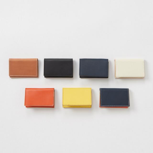 Hender Scheme 【エンダースキーマ】folded card case