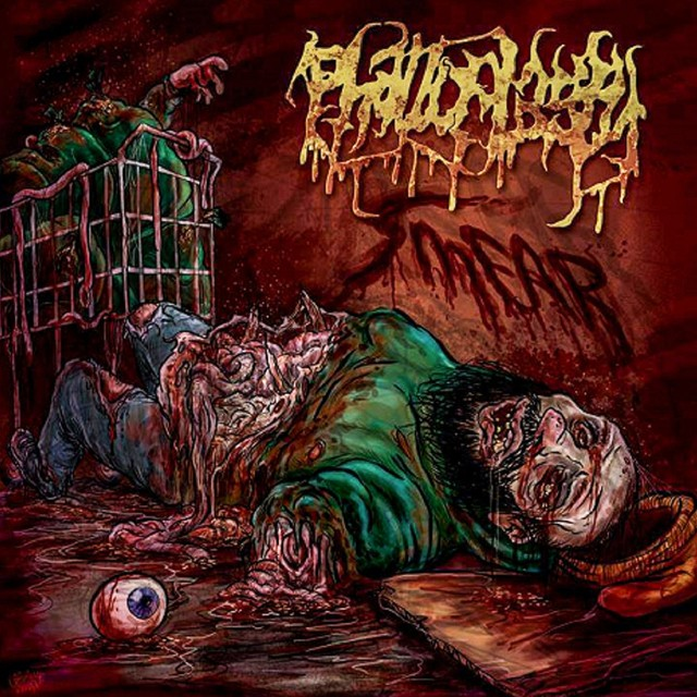 PHALLOPLASTY『Smear』CD