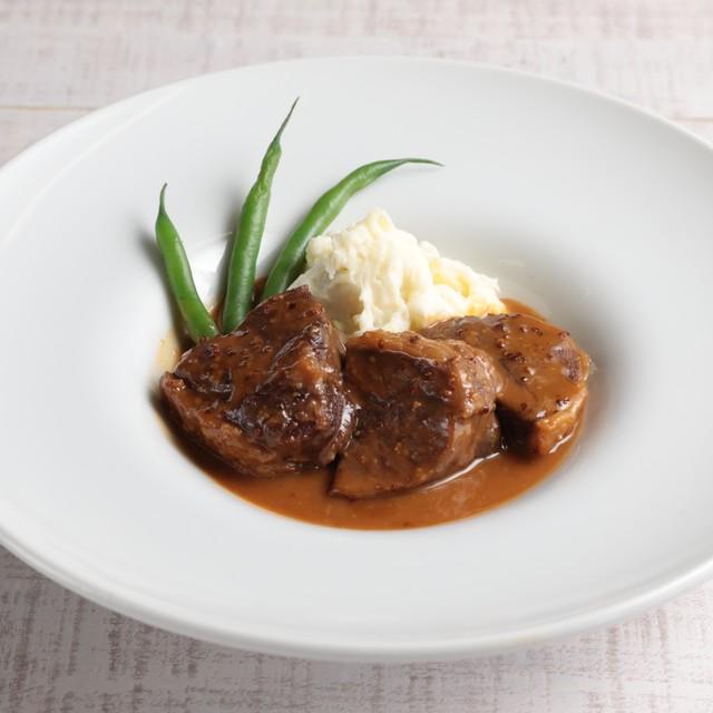 【 イタリア/Primi Baci】国産牛ほほ肉のマルサラ煮込み(240g/1人前)