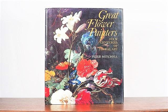 Great Flower Painters /display book