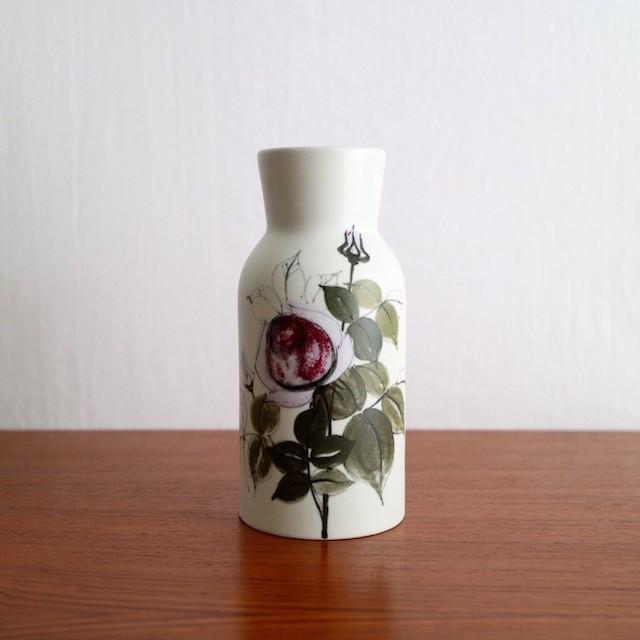 Arabia アラビア / Kukka Vase 100/2 フラワーベース レッド