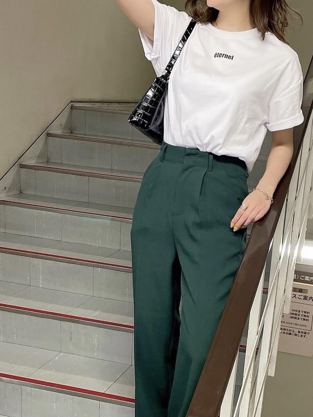 Unisex/Shorts sleeves 〈éterne デザイン〉  Éternelオリジナル