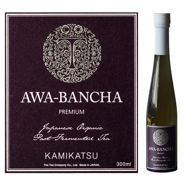 AWA-BANCHA / 阿波晩茶 300ml