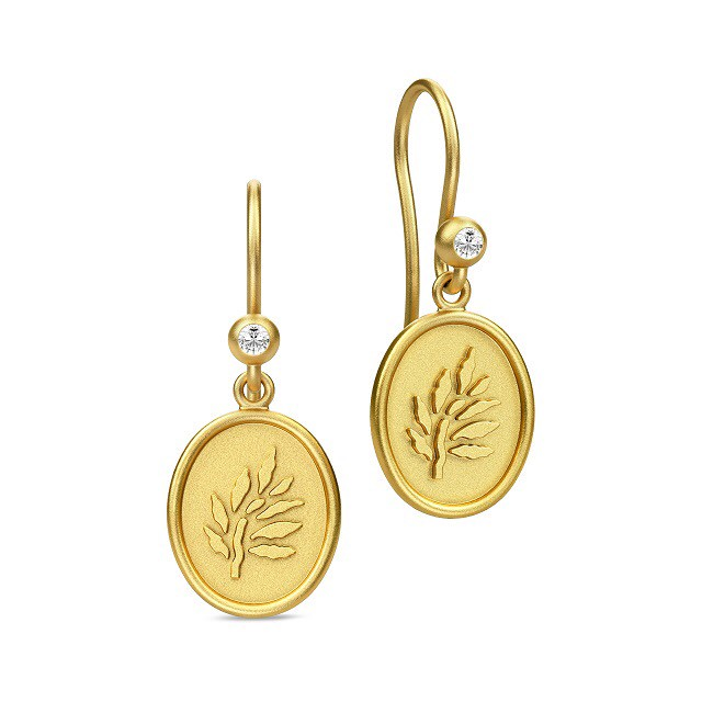 JULIE SANDLAU ICON EARRING