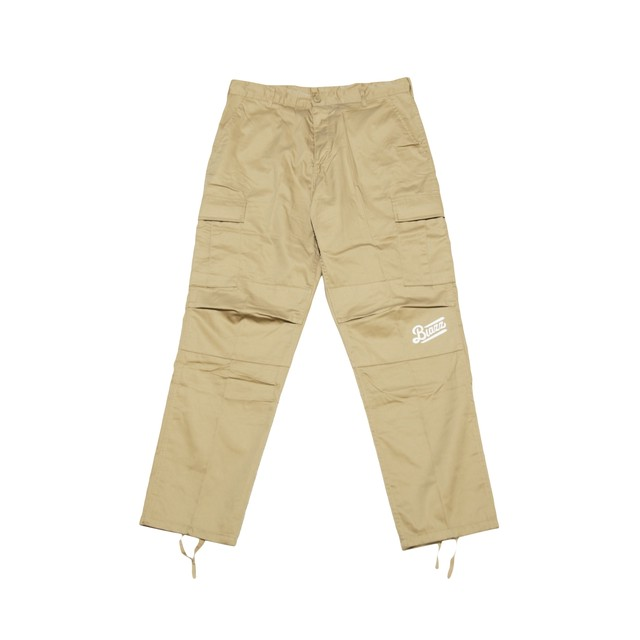 KB 6-POCKET CARGO PANTS [KHAKI]
