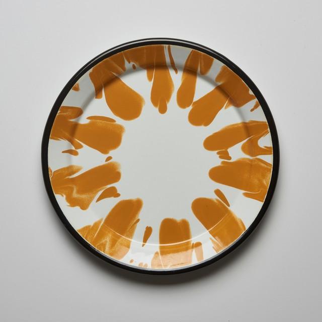 KAPKA - A Little Color - Plate -  Yellow