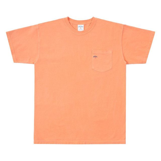 Pocket Tee(Terracotta)