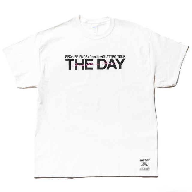 """THE DAY"" ORIGINAL TEE"