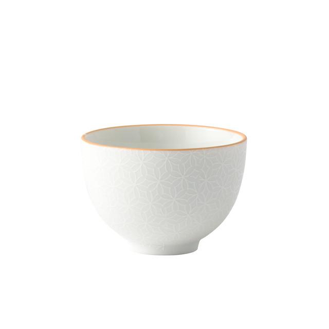 春の草花 白盛煎茶 おもだか
