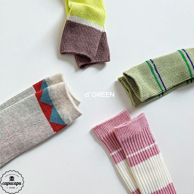 «即納»«4足セット» Under the Knee Socks ver.2