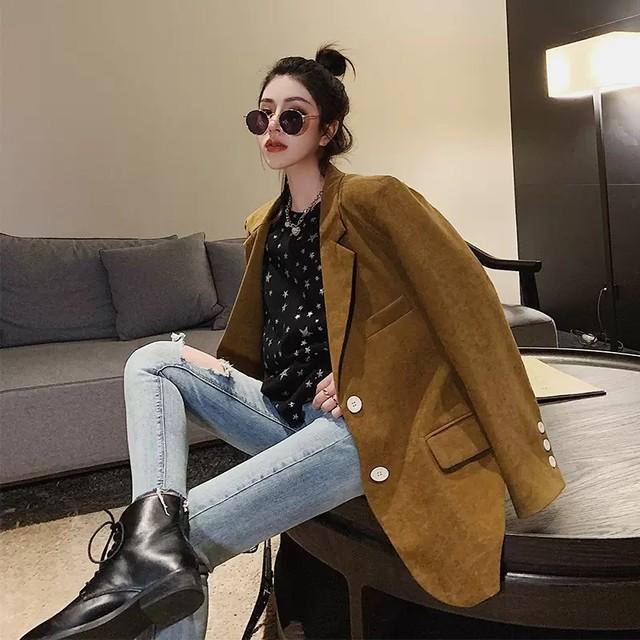 stylish tailored jacket